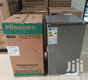Hisense 120L Single Door Fridge Silver + Free Delivery | Kitchen Appliances for sale in Central Region, Kampala