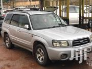 New Subaru Forester 2003 Silver | Cars for sale in Central Region, Kampala