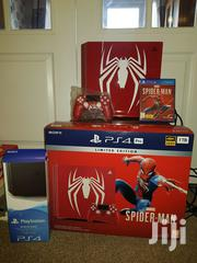 Spiderman Limited Edition Ps4 Pro Console BRAND NEW | Video Game Consoles for sale in Central Region, Kampala