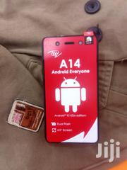 New Itel A14 8 GB Black | Mobile Phones for sale in Central Region, Kampala
