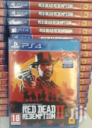 Red Dead Redemption Game For Ps4 | Video Games for sale in Central Region, Kampala