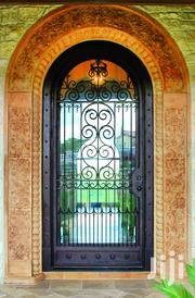 S070919 Wrought Iron Dorrs | Doors for sale in Central Region, Kampala