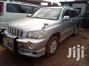 Toyota Kluger 2000 Silver | Cars for sale in Central Region, Kampala