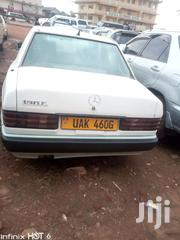 Mercedes-Benz 190 1997 White | Cars for sale in Central Region, Kampala