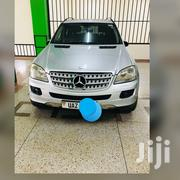 Mercedes-Benz M Class 2006 Silver   Cars for sale in Central Region, Kampala
