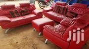 London Used 6 Seater Pure Leather | Furniture for sale in Central Region, Kampala