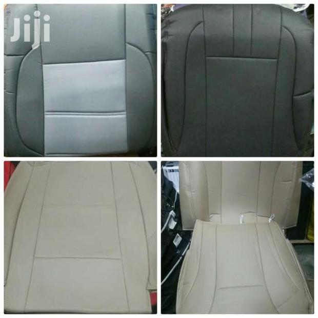 Digitalized Car Seat Cover