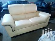 Simple Leather Sofa   Furniture for sale in Central Region, Kampala
