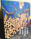 Art Animal Painting / Cheetah Art Painting | Arts & Crafts for sale in Kampala, Central Region, Uganda