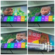 49 Inches Led Lg Flat Screen Digital With WEB OS | TV & DVD Equipment for sale in Central Region, Kampala