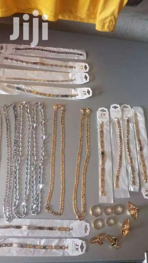 Brand New Jewelries Necklaces Rings And Earrings