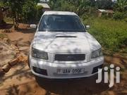 Subaru Forester 2004 White   Cars for sale in Central Region, Kampala