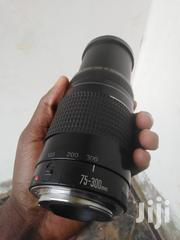 Canon Zoom Lense 75-300mm | Cameras, Video Cameras & Accessories for sale in Central Region, Kampala