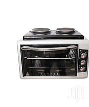 Blueflame BF-0125 Mini Oven With 2 Hot Plates | Kitchen Appliances for sale in Central Region, Kampala