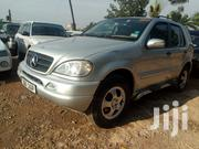 Mercedes-Benz M Class 2004 Silver | Cars for sale in Central Region, Kampala