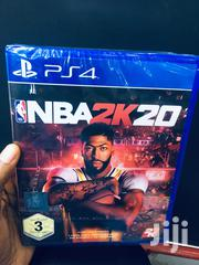 Brand New PS4 NBA 2k20   Video Games for sale in Central Region, Kampala
