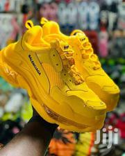Balenciaga Yellow | Shoes for sale in Central Region, Kampala