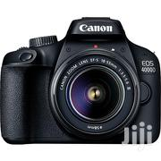 Canon EOS 4000D Ef-s 18-55mm | Cameras, Video Cameras & Accessories for sale in Central Region, Kampala