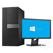 New Desktop Computer Dell OptiPlex 7050 4GB Intel Core i5 HDD 1T | Laptops & Computers for sale in Central Region, Kampala