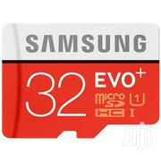 32GB Original Samsung EVO+ Memory Card | Accessories for Mobile Phones & Tablets for sale in Central Region, Kampala