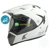 Uber Baja Dual Sport Helmets With Internal Sun Visor.ECE Certified | Motorcycles & Scooters for sale in Western Region, Kisoro