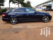 Mercedes-Benz E300 2011 Blue | Cars for sale in Central Region, Kampala