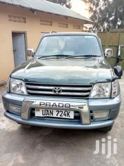 Toyota Land Cruiser Prado 1999 Green | Cars for sale in Western Region, Bushenyi