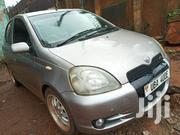 New Toyota Vitz 2001 Gray   Cars for sale in Central Region, Kampala