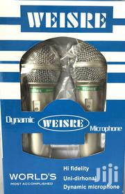 Microphones Pair For Public Address Systems | Audio & Music Equipment for sale in Central Region, Kampala