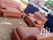 5 Seater Leather | Furniture for sale in Central Region, Kampala