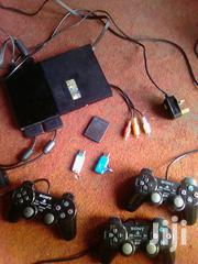 Playstation 2 Full Set With 5 Games And 3 Pads | Video Game Consoles for sale in Central Region, Wakiso