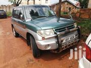 New Mitsubishi Pajero IO 2001 Green | Cars for sale in Central Region, Kampala