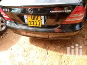 Mercedes-Benz C180 2003 Black | Cars for sale in Central Region, Kampala