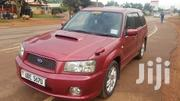 Subaru Forester 2003 Red | Cars for sale in Central Region, Kampala
