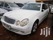 Mercedes-Benz E240 2004 White | Cars for sale in Central Region, Kampala