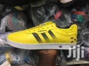 White Yellow Addidas | Shoes for sale in Central Region, Kampala
