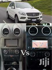 4MATIC ML350 BENZ CAR RADIO UPGRADE ANDROID | Vehicle Parts & Accessories for sale in Central Region, Kampala