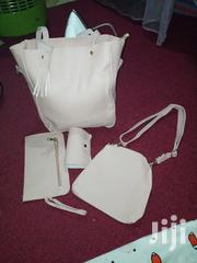 4pcs Leather Bags | Bags for sale in Central Region, Kampala