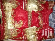 Red Gold Linen GOMESI | Wedding Wear for sale in Central Region, Kampala
