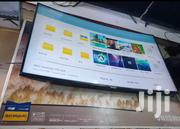55 Inches Led Samsung TV Curve 4k | TV & DVD Equipment for sale in Central Region, Kampala