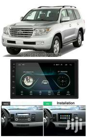 LANDCRUISER 2010 CAR RADIO UPGRADE TO ANDROID | Vehicle Parts & Accessories for sale in Central Region, Kampala