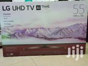 LG Smart UHD TV 55 Inches | TV & DVD Equipment for sale in Central Region, Kampala