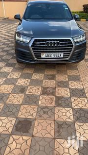 Audi Q7 2018 Gray | Cars for sale in Central Region, Kampala