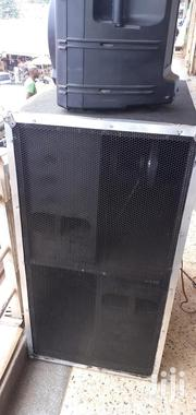 Double Base Speakers.   Audio & Music Equipment for sale in Central Region, Kampala