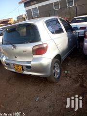Toyota Vitz 2000 Silver   Cars for sale in Central Region, Kampala