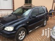 Mercedes-Benz M Class 2001 Black | Cars for sale in Central Region, Kampala