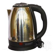 2L Scarlett SC-20A Electric Kettle Paco - Silver | Kitchen Appliances for sale in Central Region, Kampala