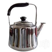 Metallic Non Electric Kettle 4.0L | Kitchen Appliances for sale in Central Region, Kampala
