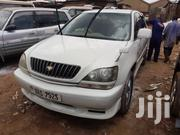 Toyota Harrier 2000 White | Cars for sale in Central Region, Wakiso