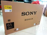 Brand New Sony Bravia 65inch Smart Android Uhd 4k Tvs 65x85e | TV & DVD Equipment for sale in Central Region, Kampala